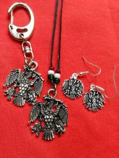 Rakamazi Turul szet - ezüst színű