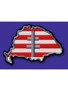 Nagy - Magyarország Kettős kereszttel