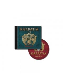 Kárpátia Bujdosók 2 CD