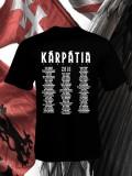 Ö.Z. - Kárpátia - ISTEN KEGYELMÉBŐL póló - fekete