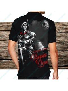 Hunyadi férfi galléros póló