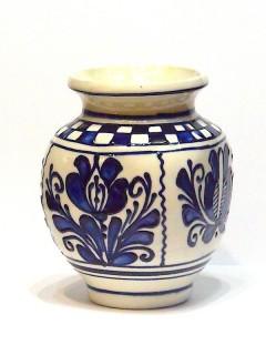 Korondi kockás váza - két változatban