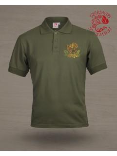 Csodafiúszarvas ingpóló - zöld