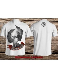 HL-Sólyom karddal- férfi póló