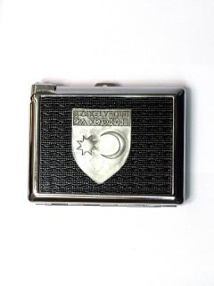 Cigarettatárca Székely címerrel