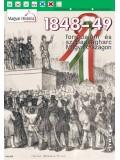 1848 - Forradalom és szabadságharc hajtogatott térkép duo