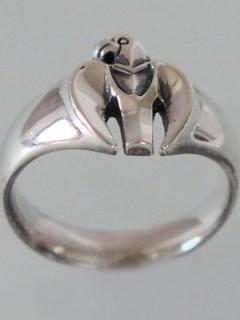 Kis sólyom gyűrű