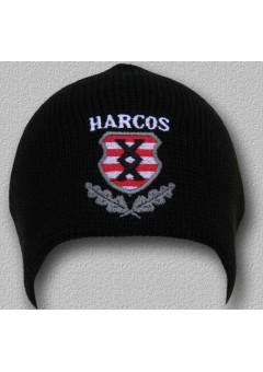 Kötött sapka HARCOS pajzs - KsF05
