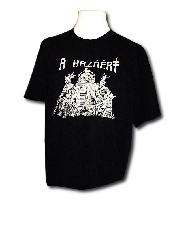 Ö.Z. - A Hazáért póló - fekete ... 7e831b13cb