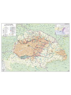 A trianoni békekötés következményei térkép 100X70