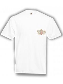 Ö.Z. - Címeres póló - fehér