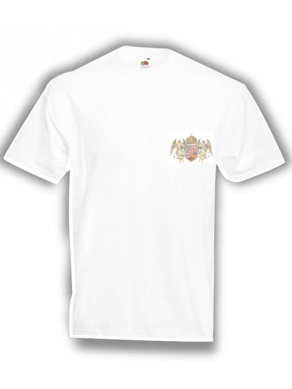 Ö.Z. - Címeres póló - fehér ... c30dfe863c