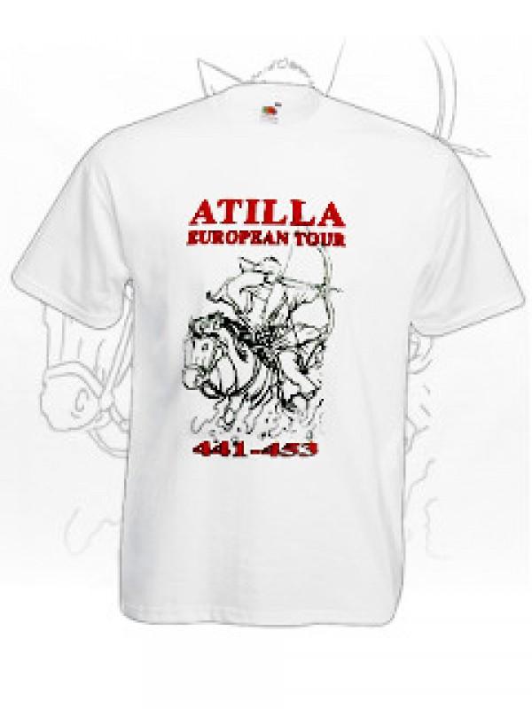 Ö.Z. - Atilla Europian Tour - fehér ... aa51b05c59