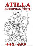 Ö.Z. - Atilla Europian Tour - fehér