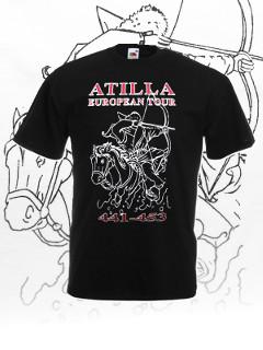 Ö.Z. - Atilla Europian Tour póló