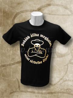 Ö.Z. - Betyársereg támogatói póló 2