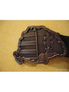 Utcai öv - Nagy Magyarország - bronz