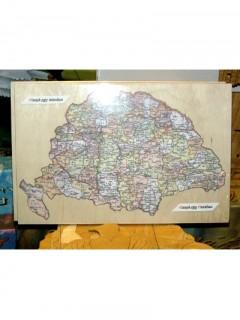 Fa Nagy-Magyarország kirakós