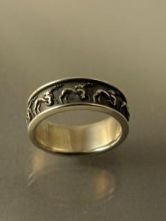 Hét szarvas gyűrű