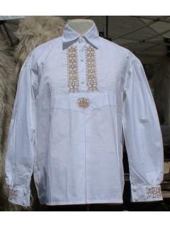 Hímzett székely ing