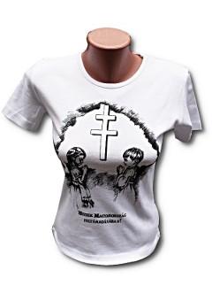 Női Hiszek Egy póló