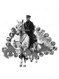 Ö.Z. - Horthy  póló - Fehér