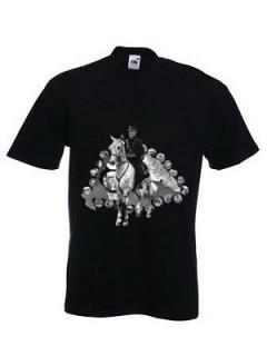 Ö.Z. - Horthy póló - fekete