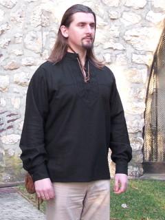 Keltacsomós férfi ing 2