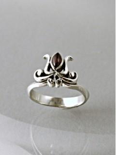Nagy Köves Székely Tulipán Gyűrű