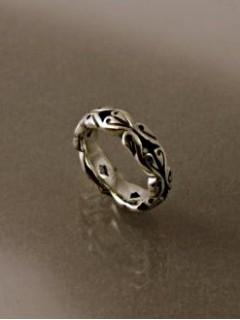 Indás gyűrű