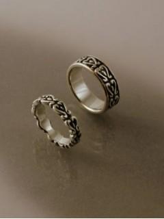 Istenfaleveles karikagyűrű