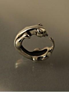 Szkíta Párduc gyűrű