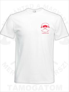 Ö.Z. - Betyársereg támogatói póló - fehér