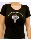 Ö.Z. - Női Trianon póló