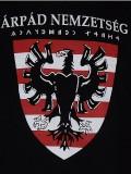 Ö.Z. - Árpád nemzetség póló - fekete