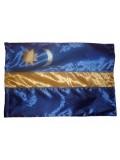 Székely zászló - dupla selyem