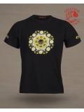 Napbanéző póló - fekete