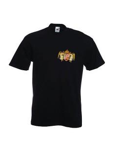 Ö.Z. - Címeres póló - fekete
