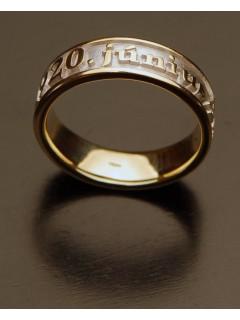 Trianon gyűrű