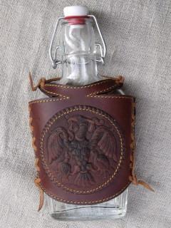 Pálinkás flaska - 0,25 liter