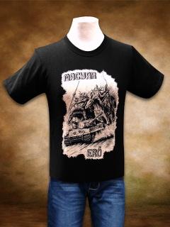 Magyar Erő póló - fekete