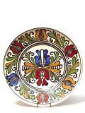Korondi tányér - 20cm