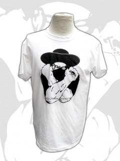 Ö.Z. - Betyársereg támogatói póló 3 - fehér