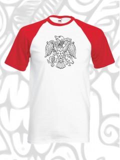 Ö.Z. - Rakamazi Turul póló - fehér piros