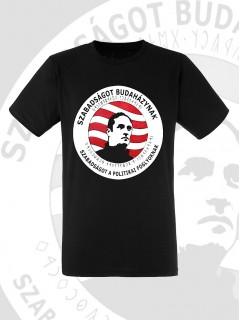 Szabadságot Budaházynak póló