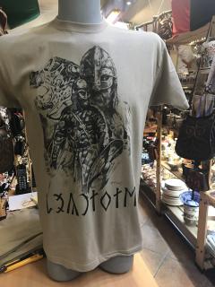 Kertai Zalán-Vikingek póló- Keki szín