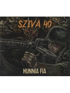 SZIVA40 - Hunnia Fiai DUPLA DIGI CD