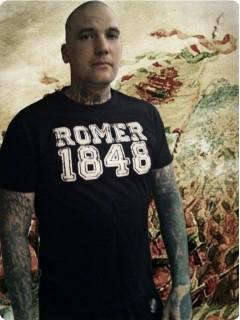 ROMER férfi póló - 1848