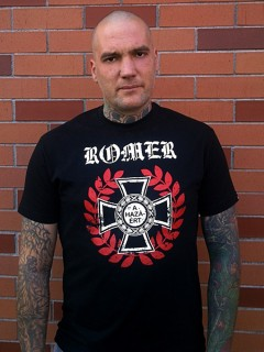 ROMER férfi póló - A hazáért