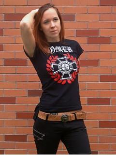 ROMER női póló - A hazáért
